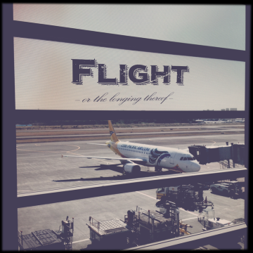 Flight (Or The Longing Thereof) Poem Cover Photo