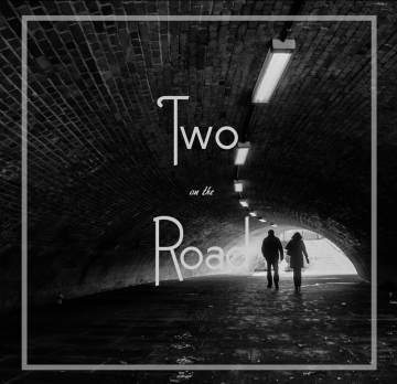 Two on the Road Poem Cover Photo